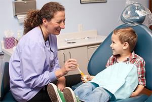 Vancouver WA children's dentist